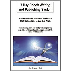 7 Day Ebook System